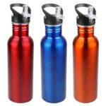 Botellas libres de BPA de aluminio