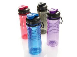 Botellas de plástico libres de BPA