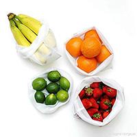 Bolsa reutilizable para fruta y verdura